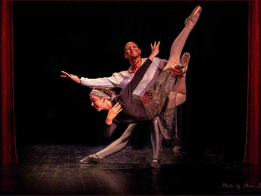 Dancers celebrate rewarding 2018