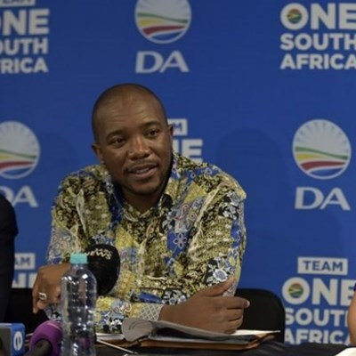 March to force govt to act on power crisis, Maimane urges
