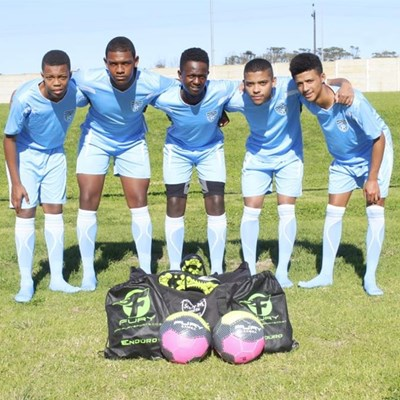 Soccer club teaches social responsibility