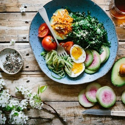 Mindful eating for healthy living