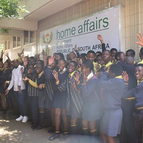 Home Affairs eases the burden of ID application