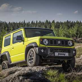 To know a Jimny is to fall in love