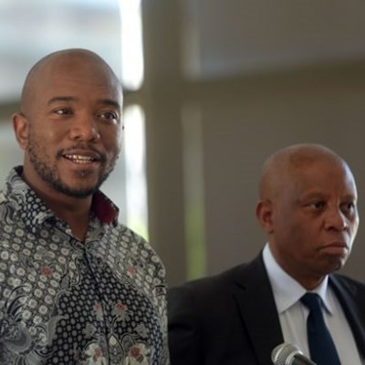 We 'support each other', but have started separate projects – Maimane and Mashaba
