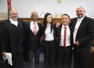 Kandidaatprokureurs tot hooggeregshof toegelaat