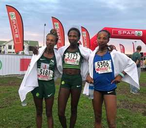 Johannes wins SPAR Women's Challenge race in fastest time on SA soil