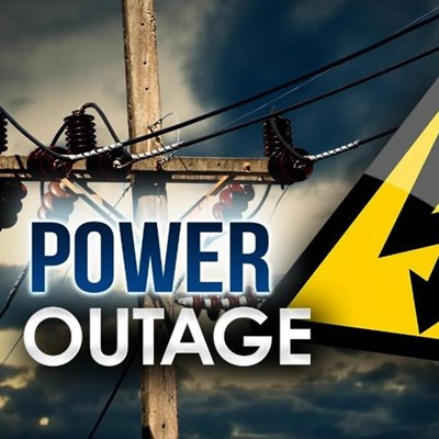 Power outage on 22 September