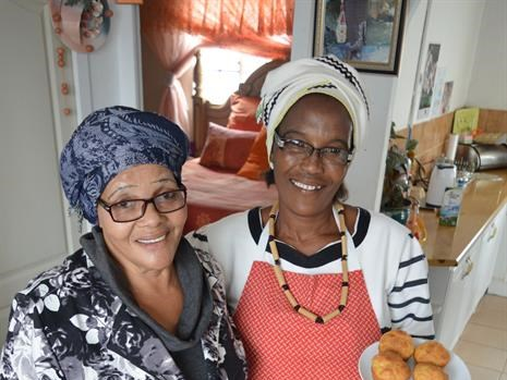 Kamamma spreads love of cooking