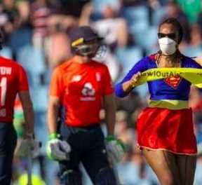 Court releases 10 activists arrested during SA-Eng T20
