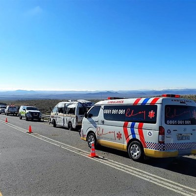 Two killed in R63 accident