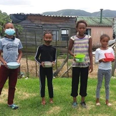 Support needed to feed hungry in Touwsranten