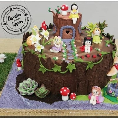 Enter and compete in Cake Off today