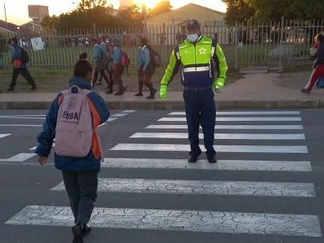 On point for the safety of learners