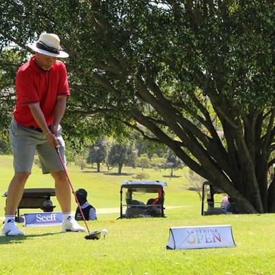 Hat-trick for Plett Golf Club
