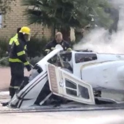 2 killed in Midrand helicopter crash