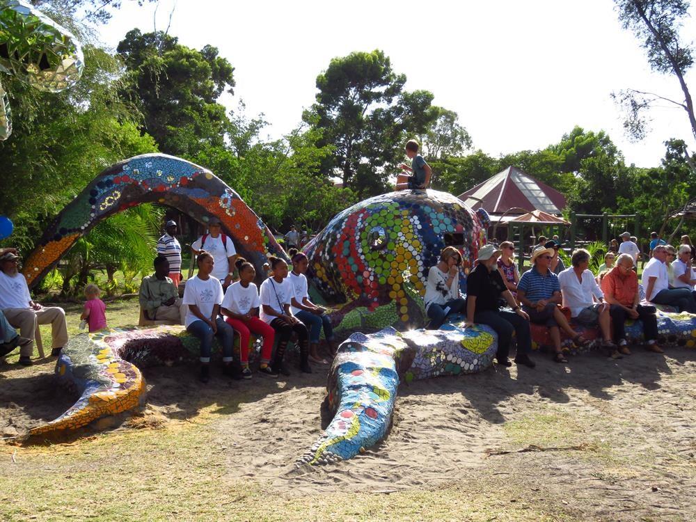 Vandals turn on Octopus Garden
