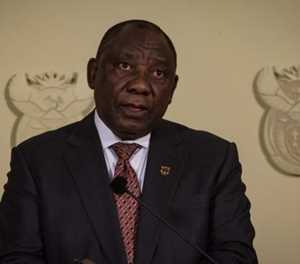 Ramaphosa careful to avoid making it personal with Busi