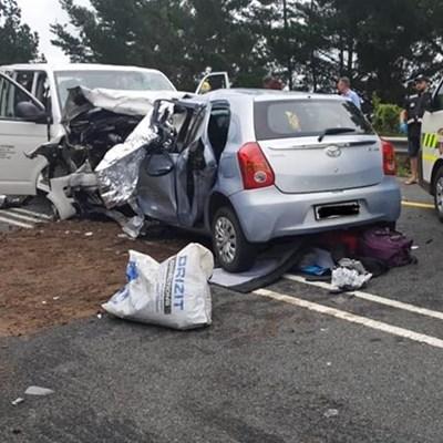 Fatal crash near Sedgefield