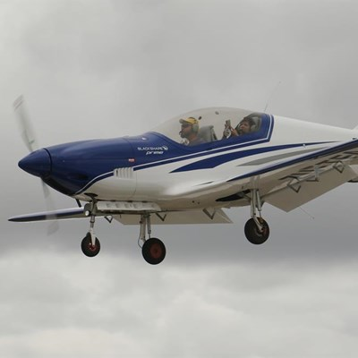 Weekend fly-in a success apart from inclement weather