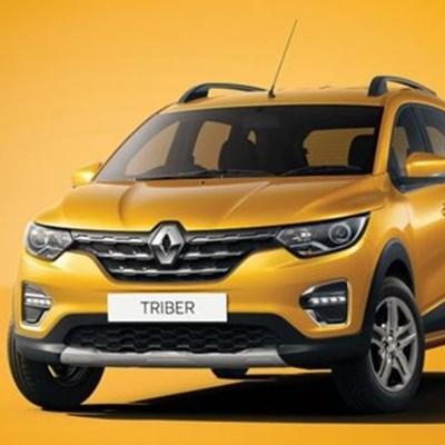 Renault Triber subtly updated