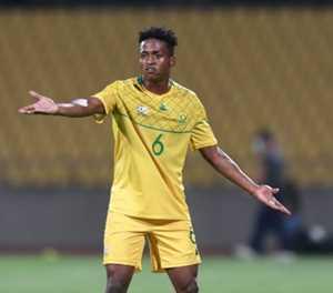 Bafana Bafana starting line-up against Sudan announced