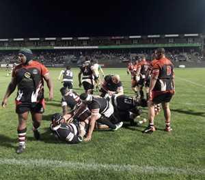 'n Swart rugbydag vir Heibi