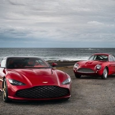 Aston Martin and Zagato celebrate 70th anniversary early with DBS GT