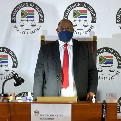 Zondo to ask for another extension of state capture inquiry