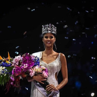 Tamaryn Green is your new Miss SA