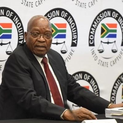 Jacob Zuma Foundation alleges 'political onslaught' against Zuma