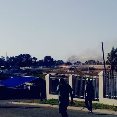 More riots in Plettenberg Bay
