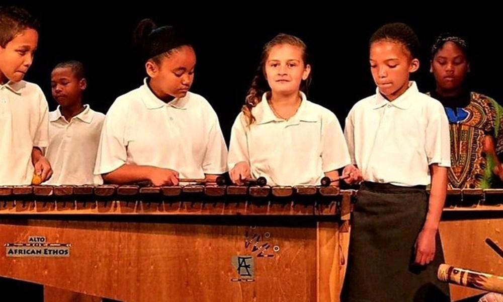 Kids Kingdom Private Primary School eisteddfod performance