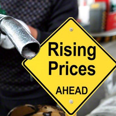 Steep rise in fuel price exepcted