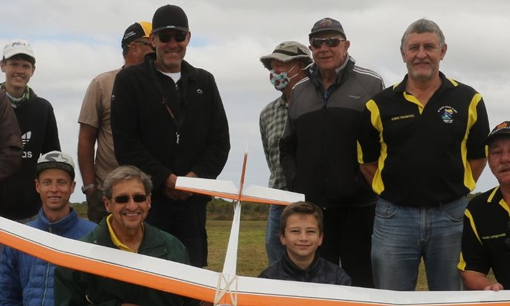 St Blaize se eerste fly-in sedert inperking