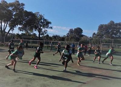 Greenwood Bay College sports tour