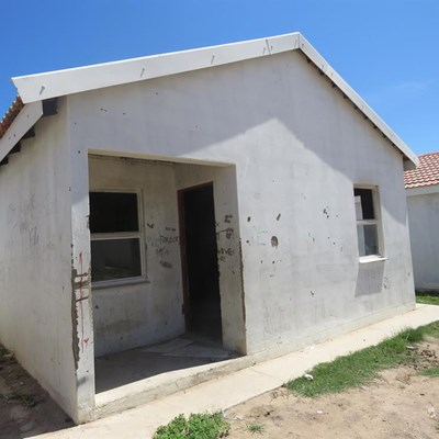 Ghost town a haven for criminals