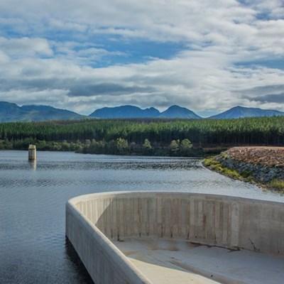 Garden Route Dam level heads towards new high