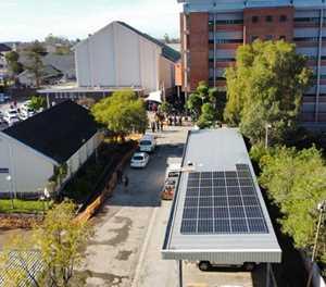 A peep at major solar power project