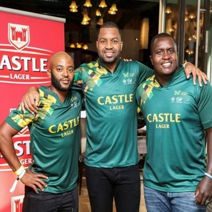 Fan jersey for all sports launched to unite SA