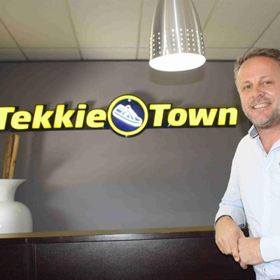 Tekkie Town stabilised and expanding