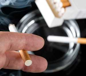 Heavy smoking could damage your vision