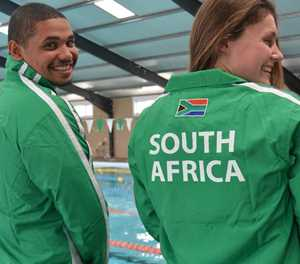 Swimmer Hannah Kiely off to Algeria