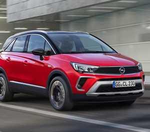 Meet the new Opel Crossland SUV