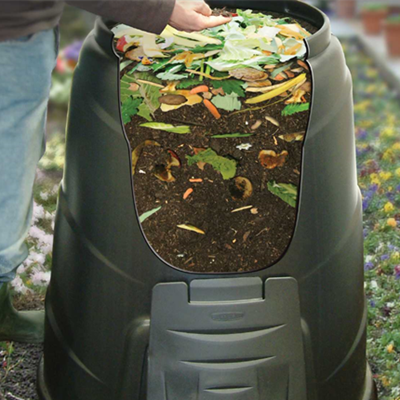 Home composting project launched