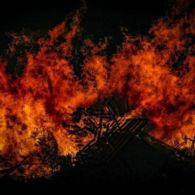 Alert: Veld fire conditions