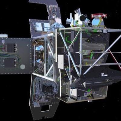 Cutting edge satellite technology