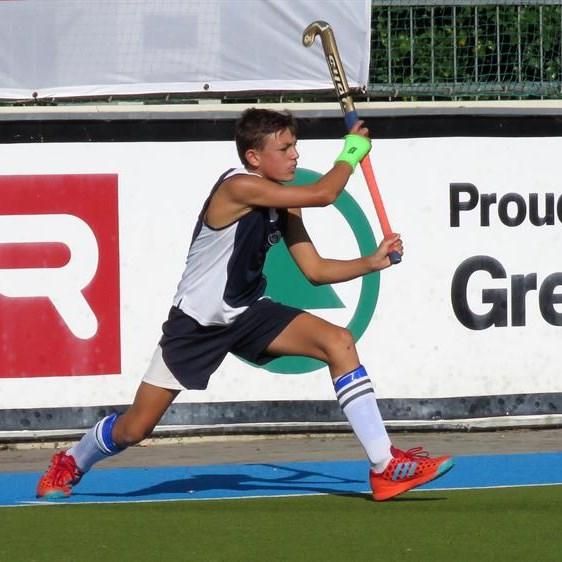 Great sports in PE for Oakhill boys