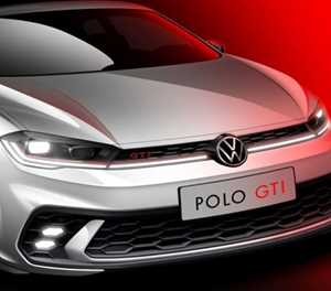 Junior due in June: Volkswagen teases facelift Polo GTI