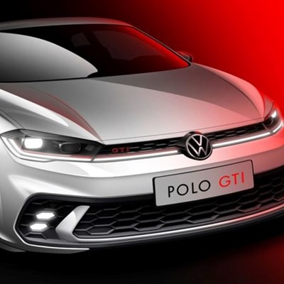 Junior due in June: Volkswagen teases facelift Polo GTI