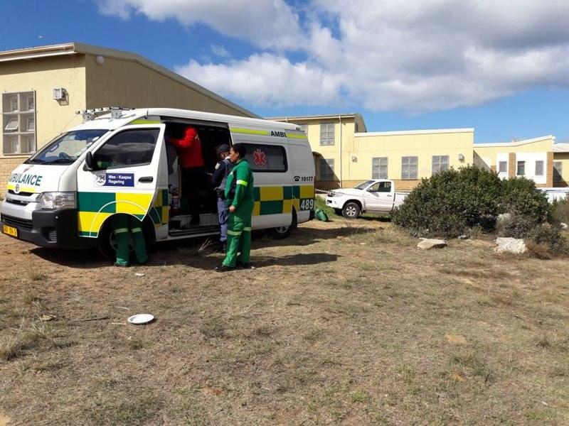 Mossel Bay learner dies in freak accident