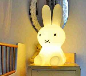 Don't forget the nightlight, mom!